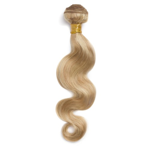 100g Body Wavy Brazilian Remy Hair #27/613