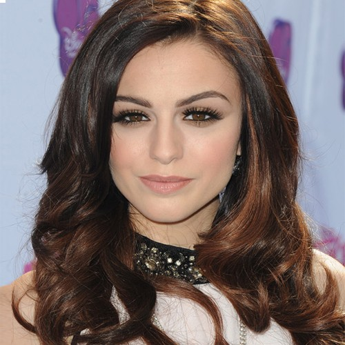 Cher Lloyd Lace Front Body Wavy Indian Remy Hair Wig 18 Inch