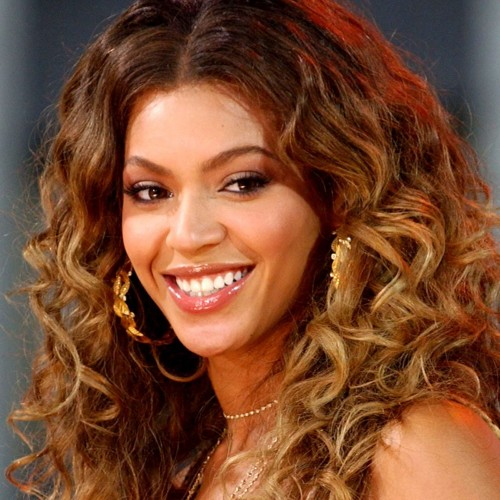 Beyonce Long Curly Full Lace Human Hair Wig CW157