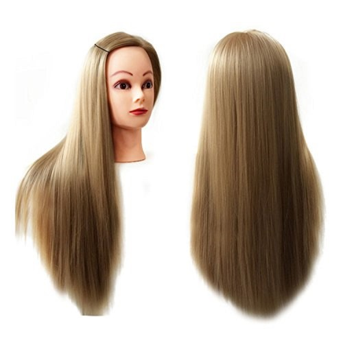 26inch Hair Hairdressing Cosmetology Mannequin