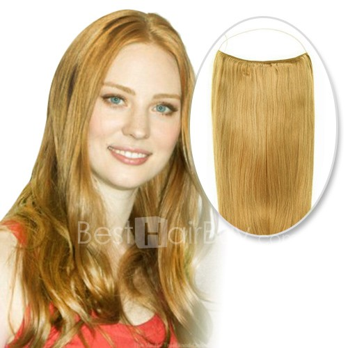 70g Flip In Human Hair #18 Dark Blonde