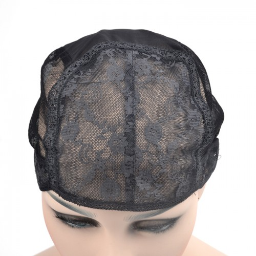 Lace Wig Caps Jewish Network Black HA15