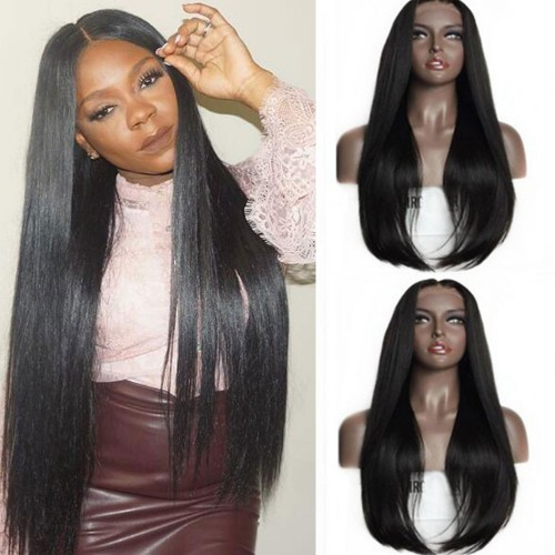 Lace Front Synthetic Hair Wig PWS407 Straight