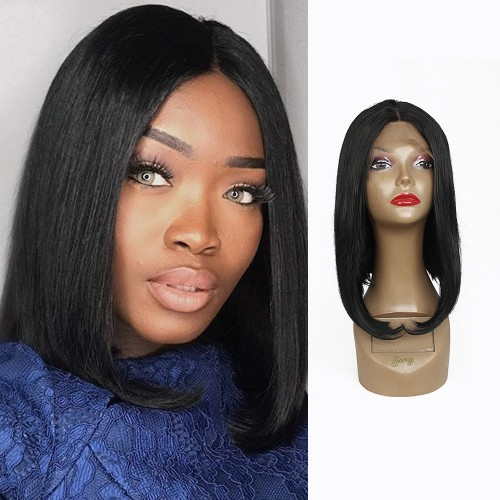 Lace Front Synthetic Hair Wig PWS447 Straight