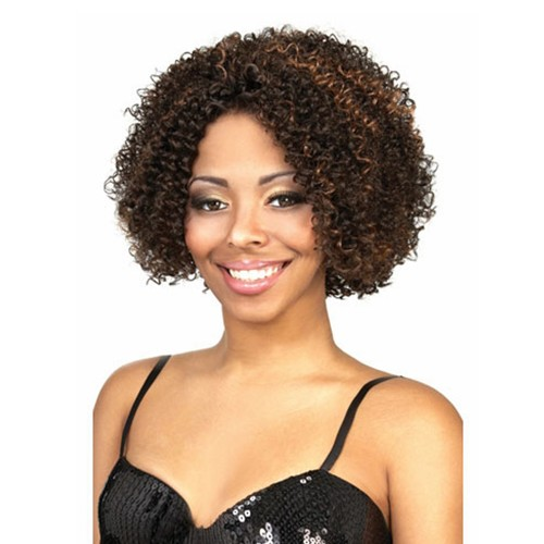 Synthetic Capless Hair Wig PWS71 Curly