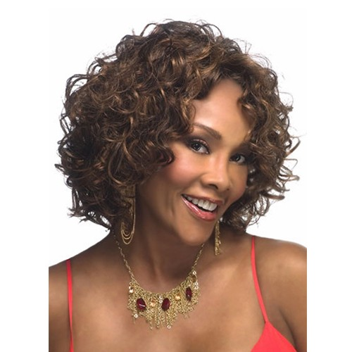 Synthetic Capless Hair Wig PWS72 Wavy
