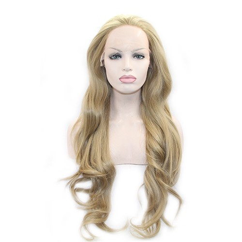 Synthetic Lace Front Hair Wig PWS169 Wavy