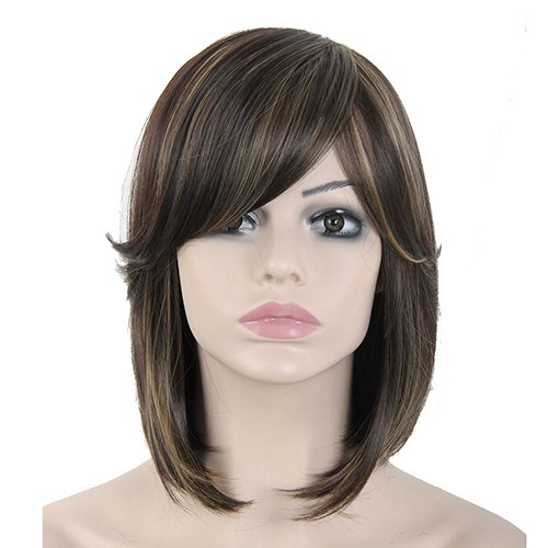 Synthetic Capless Hair Wig PWS186 Straight