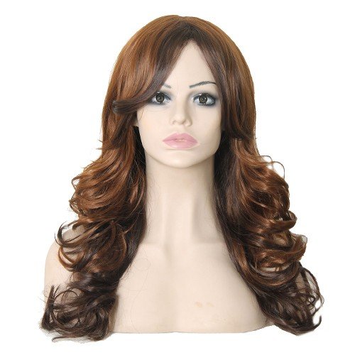Synthetic Capless Hair Wig PWS203 Wavy