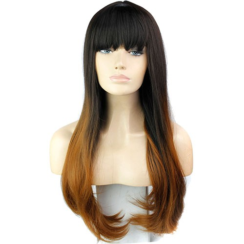 Synthetic Capless Hair Wig PWS249 Straight