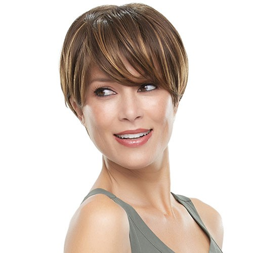 Synthetic Capless Hair Wig PWS262 Straight