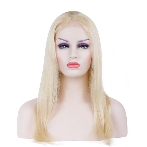 Custom Synthetic Lace Front Hair Wig PWS267 Straight