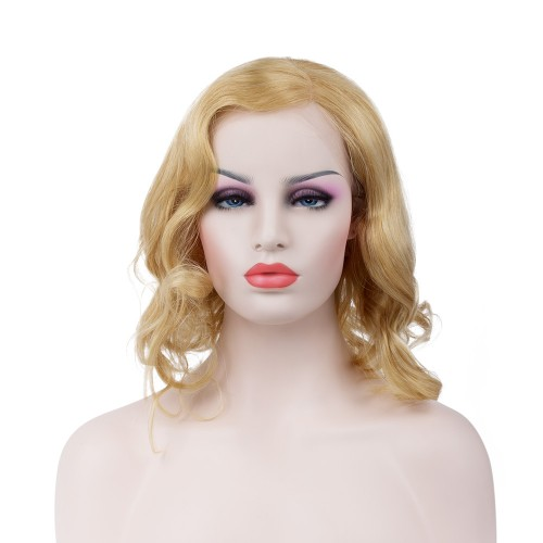 Custom Synthetic Lace Front Hair Wig PWS268 Body Wavy