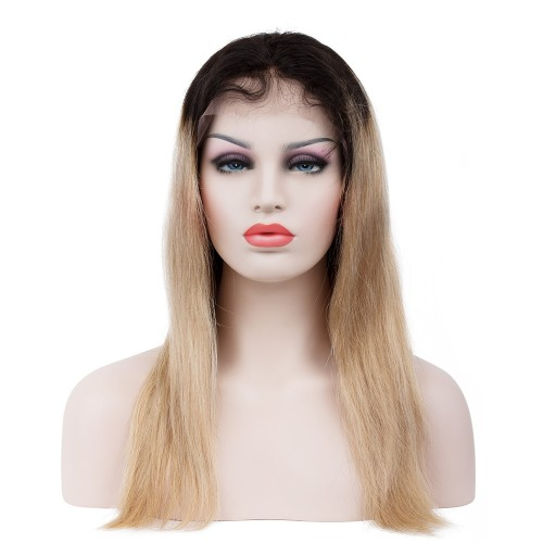Custom Synthetic Lace Front Hair Wig PWS274 Straight