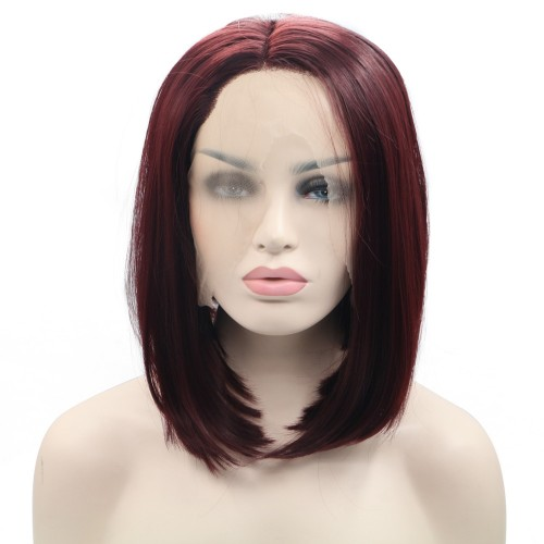 Synthetic Lace Front Hair Wig PWS301 Straight