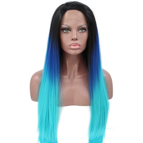 Synthetic Lace Front Hair Wig PWS302 Straight