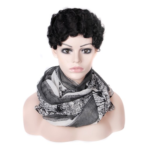Synthetic Capless Hair Wig PWS309 Curly