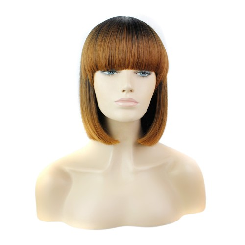 Synthetic Capless Hair Wig PWS310 Straight