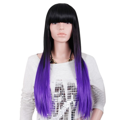 Synthetic Capless Hair Wig PWS313 Straight