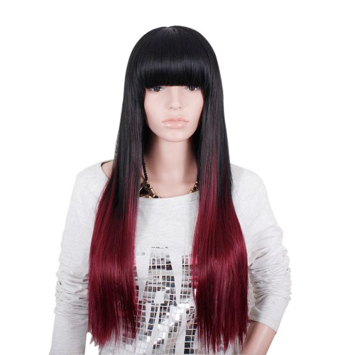 Synthetic Capless Hair Wig PWS314 Straight