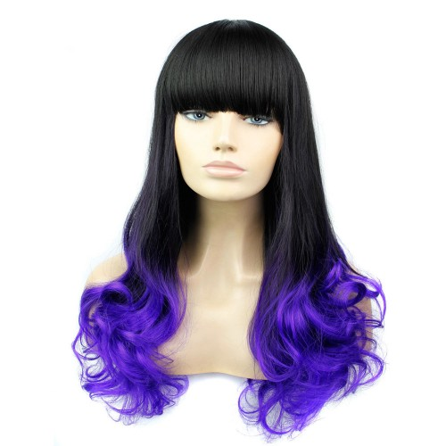 Synthetic Capless Hair Wig PWS315 Curly