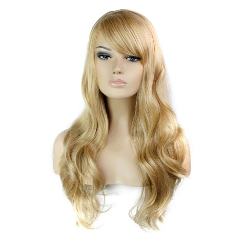 Synthetic Capless Hair Wig PWS318 Curly