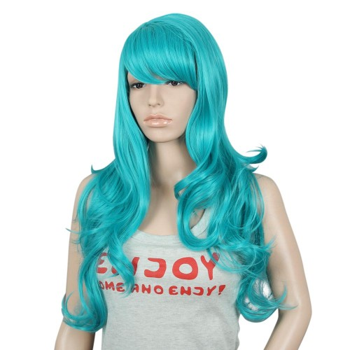 Synthetic Capless Hair Wig PWS320 Curly