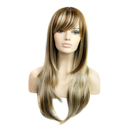 Synthetic Capless Hair Wig PWS321 Straight