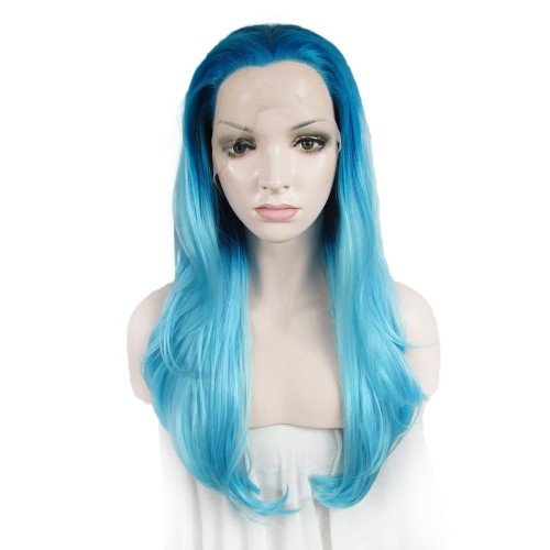 Synthetic Capless Hair Wig PWS331 Natural Wavy