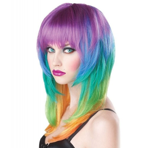 Synthetic Capless Hair Wig PWS328 Straight