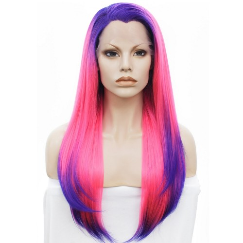 Synthetic Lace Front Hair Wig PWS350 Straight