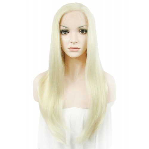 【Aniela】Synthetic Lace Front Hair Wig PWS347 Straight