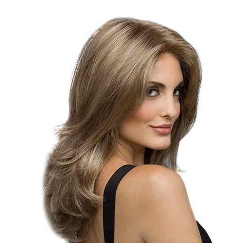 Synthetic Capless Hair Wig PWS137 Wavy