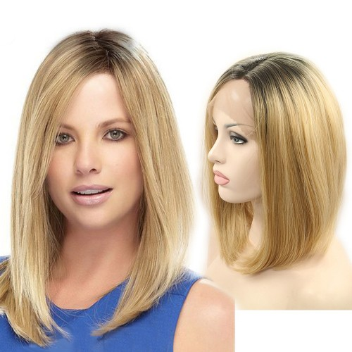 Synthetic Lace Front Hair Wig PWS297 Straight