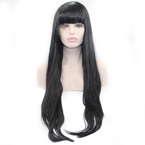 Synthetic Lace Front Hair Wig PWS353 Straight