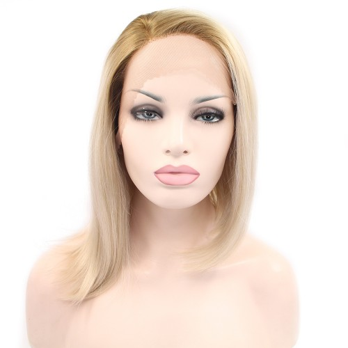Synthetic Lace Front Hair Wig PWS371 Straight