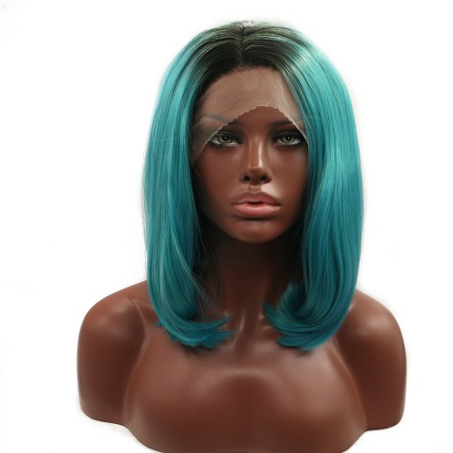 Synthetic Lace Front Hair Wig PWS372 Straight