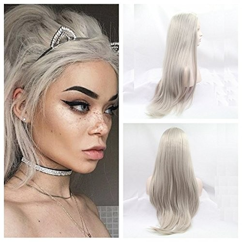 Synthetic Lace Front Hair Wig PWS374 Straight