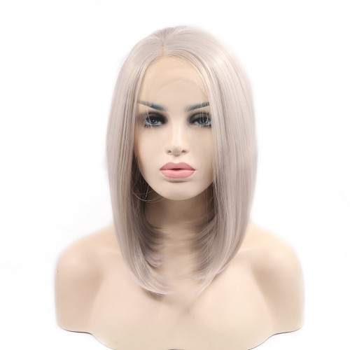 Synthetic Lace Front Hair Wig PWS379 Straight