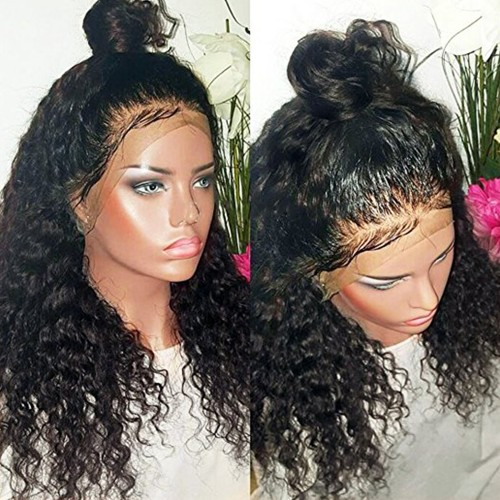 Lace Front Synthetic Hair Wig Pws Kinky Curly