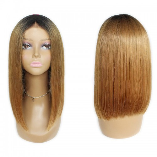 Lace Front Synthetic Hair Wig PWS430 Straight