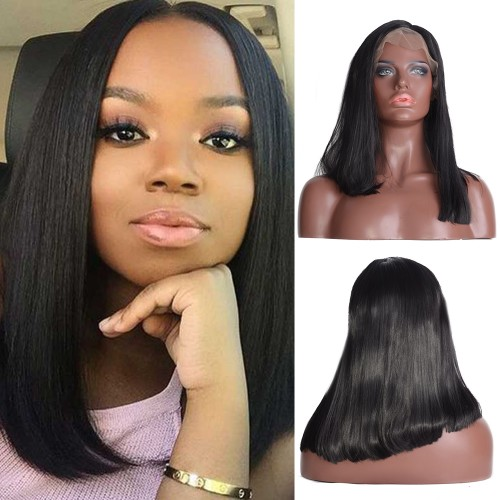 Lace Front Synthetic Hair Wig PWS486 Straight