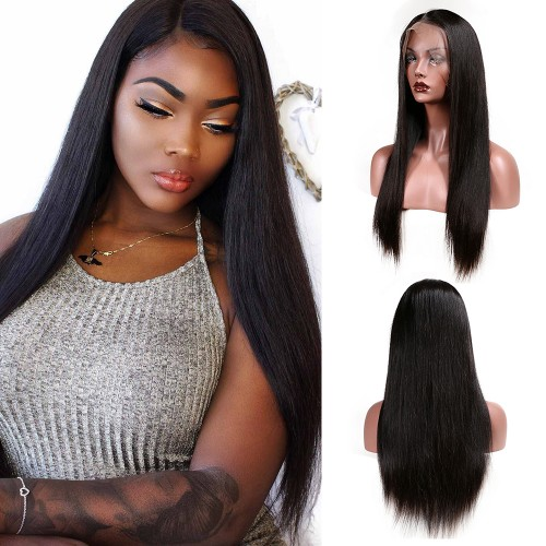 Lace Front Synthetic Hair Wig PWS497 Straight
