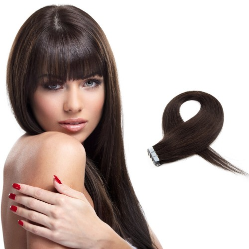 https://www.besthairbuy.com/20pcs-50g-straight-tape-in-hair-extensions-2-darkest-brown.html