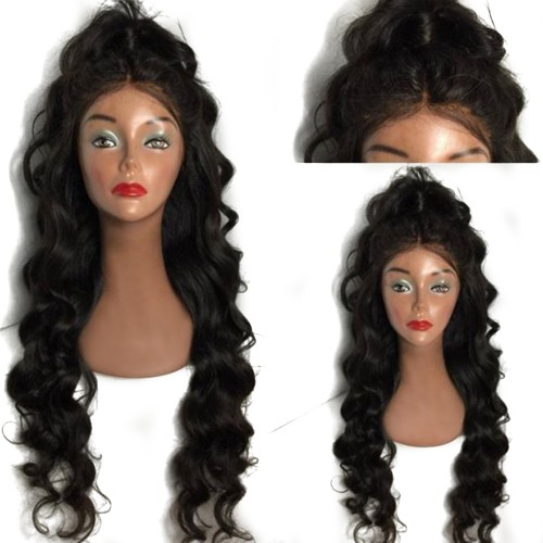 USA Stock Lace Front Synthetic Hair Wig PWS462 Curly
