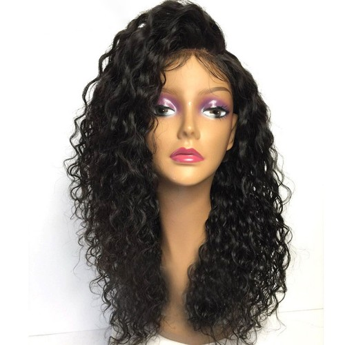 USA Stock Lace Front Synthetic Hair Wig PWS464 Curly