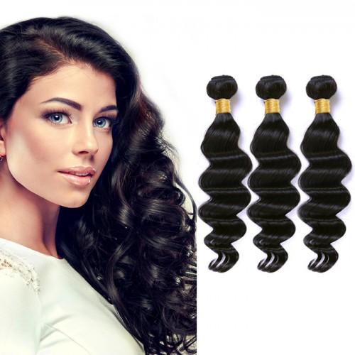 Diamond Virgin Hair Loose Wavy 3Bundles