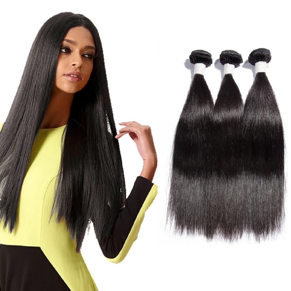 Diamond Quality Virgin Hair Straight Hair Bundles