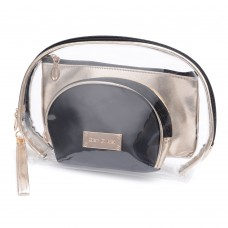 Cosmetic Bag Toiletry Bag Black