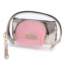 Cosmetic Bag Toiletry Bag Pink